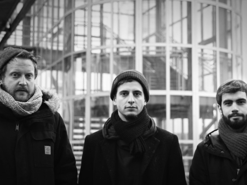 Matthieu Llodra Trio
